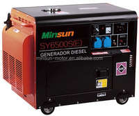 5kw battery operated home generator