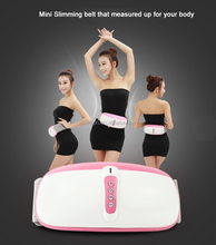 vibro shape thigh slimming waist belt