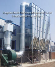 Manufacture Industrial pulse jet Dust collector bag house
