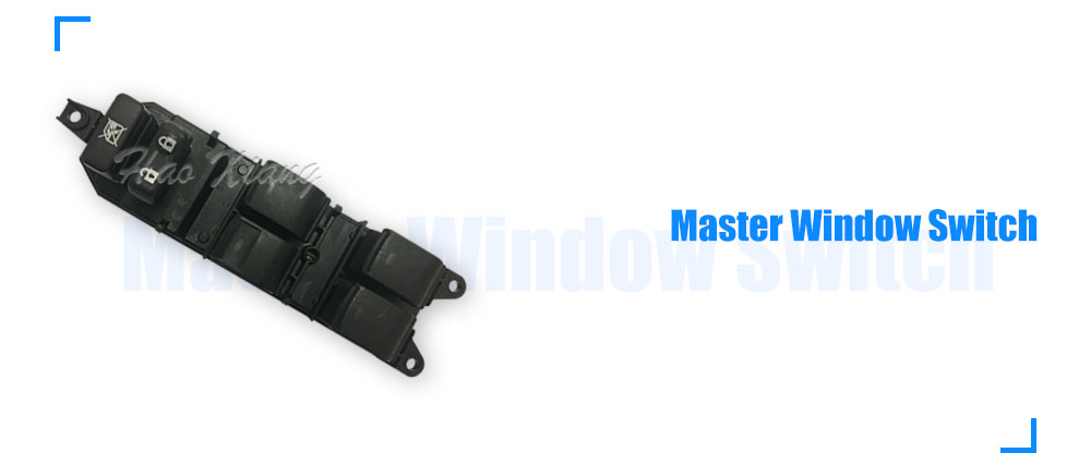 High Quality Auto Power Window Regulator Master Switch 84040-33100