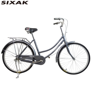 26 inch popular retro commuter urban bike city ladies bicycle