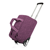 Outdoor sports duffle trolley polo travel bag, extra large custom voyage golf gym wheeled equipments gear duffel travelling bag