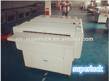 Hot selling High Production ctp plate processor