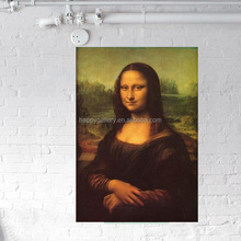 Handmade canvas oil painting reproduction of Leonardo da Vinci