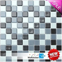 The Newest Clear Fashion Ceramic Wall Decor Sticker/ vinyl stickers on the wall