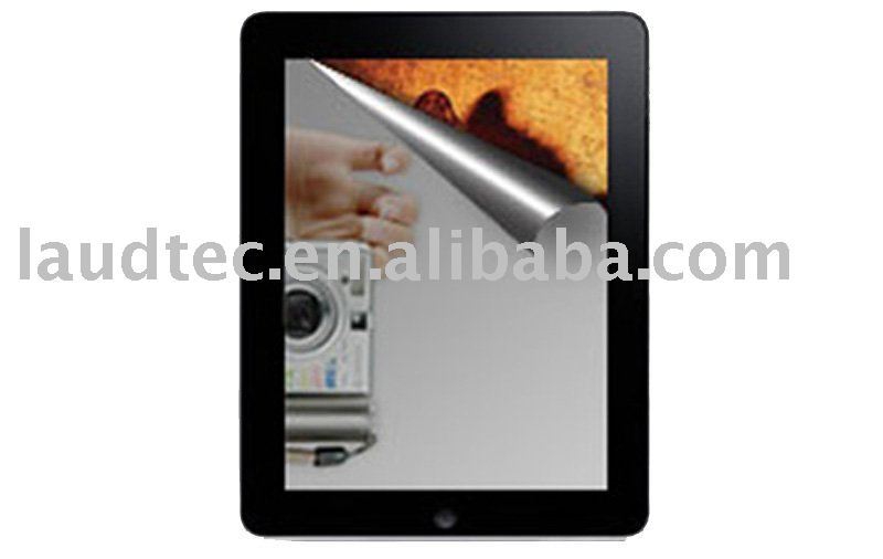Unique High Quality Mirror Screen Laptop Protector for Apple iPad 2 3 Hot Selling In Stock