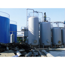vacuum distillation used motor oil recycling to diesel equipment