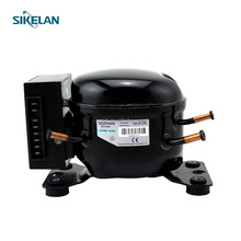 DC 12v 24v mini size solar fridge freezer refrigerator parts R134a compressor QDZH30G 86W