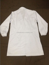 Food Industry 150gsm Polycotton Smock
