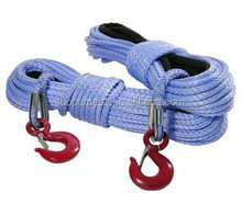 All kinds of winch rope,rope winch,nylon rope for winch