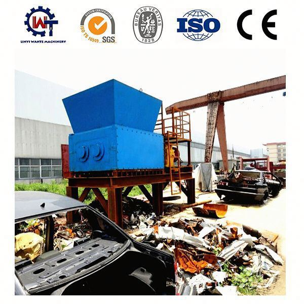 Tin cans metal crusher machine commercial can crusher