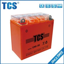 High capacity lead acid 12v 9ah rechargeable battery