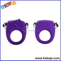 Full waterproof strong vibration electronic metal cock and ball rings