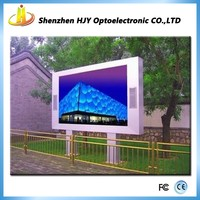Strong waterproof p16 outdoor full color led display