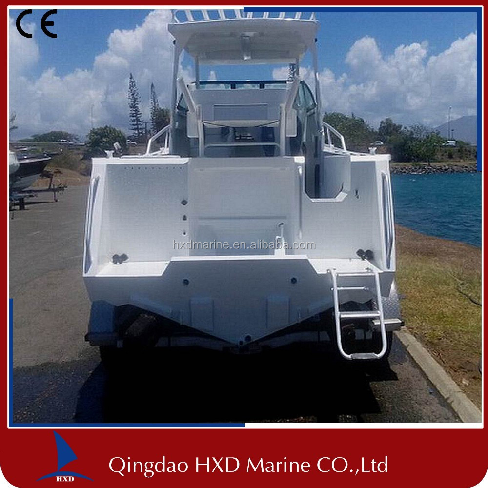 20ft Speed Fishing Boats Aluminum Made in China