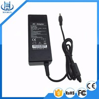 Plastic spout adapter 24v 4a ac dc adapter ce fcc rohs with good price