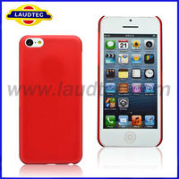 Crazy Selling Case for iphone5c 100% Brand New Phone Case in Stock Ultra Slim for Iphone5c Case,Laudtec