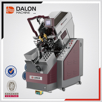 Dalong China Non cementing 9 Pincers hydraulic toe lasting machine LD-687B
