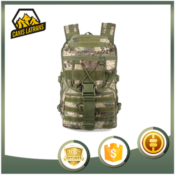 Tactical Military Outdoor police Backpack tactical gear dapack from Canis latrans military daypack