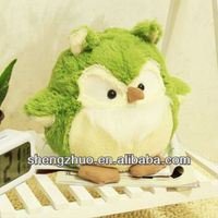 new design fashionable plush parrot toy pillow