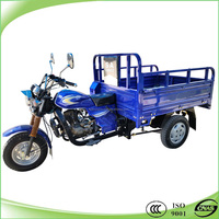 200cc air cooling three wheel motor vehicle thicycle
