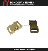 Jinyu hot selling metal quick side release buckle/wholesale small buckles
