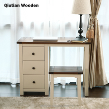 wood dressing table bedroom furniture solid wood wood vanity dresser