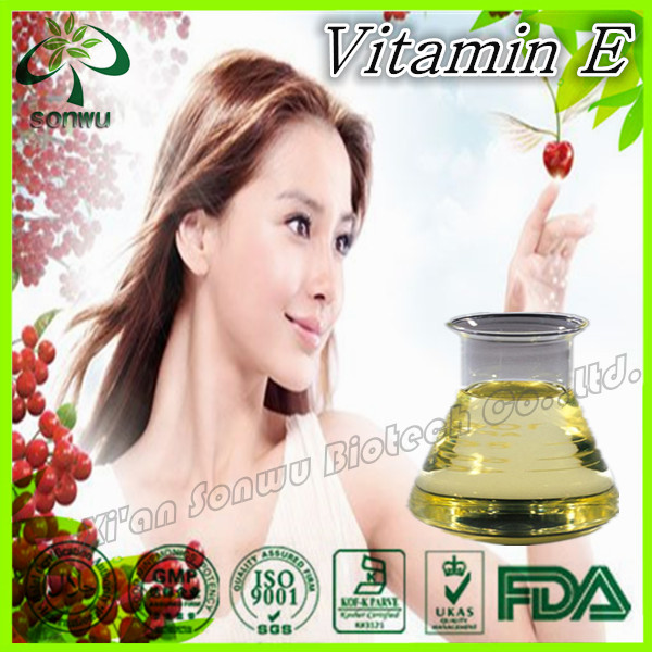 Natural vitamin e oil/oxidation vitamin e/vitamin e capsules