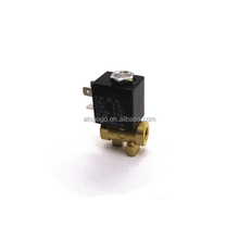 "1/8"" 0-15 9W bar normal close continuous work pneumatic micro solenoid valve"