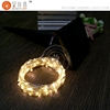 2017 IP44 Wedding Party Festival Christmas Decoration Flexible Solar Powered 10M 100L LED Strip Lights