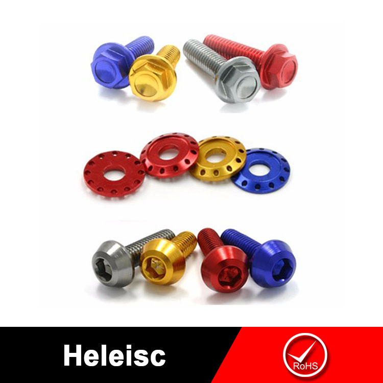 China manufacturer high quality track shoe's standard bolts and nuts