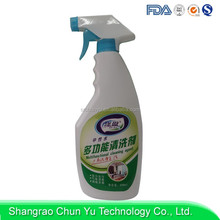 High quality oil stain removing liquid stainless steel cleaner 500ml