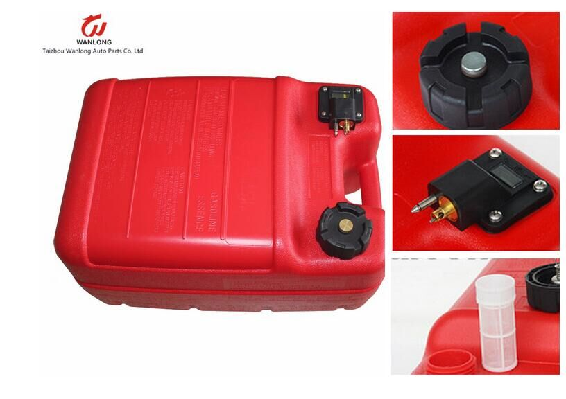 6YJ-24201-00 24L small engine portable plastic fuel storage tank for boat