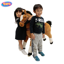 walking toy rocking horse mechanical horse racing game