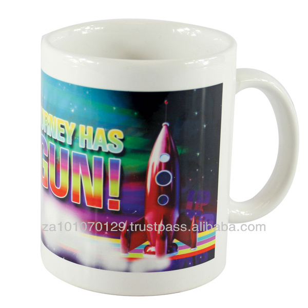Ceramic Mug with Full Colour Wrap Around Print