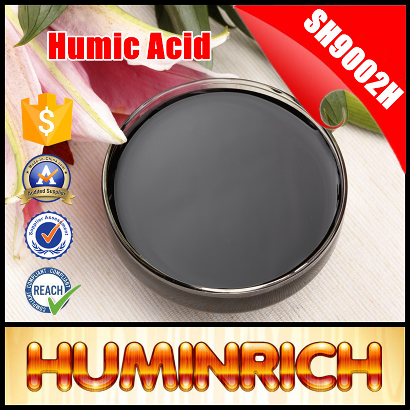 Huminrich High Concentrated Fulvic Acid Humic Acid Liquid 8%
