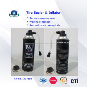 Aristo 400ml Tire Puncture tire Sealer and Inflator For Tire Fix