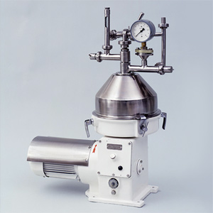 Milk cream centrifugal separator J5-SUNRISEOSCP-1 1000l/h WhatsAPP+380676143872