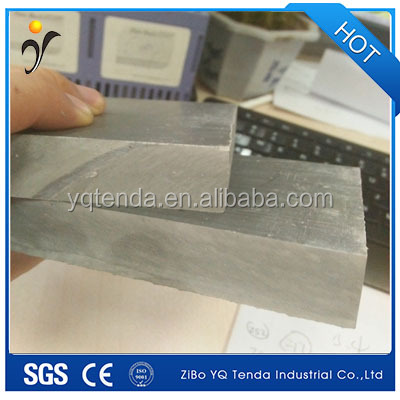 High compressive strength PVC hollow block pallet for concrete block