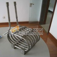 Titanium Seamless Tube for Heat Exchanger and Cooling Tower