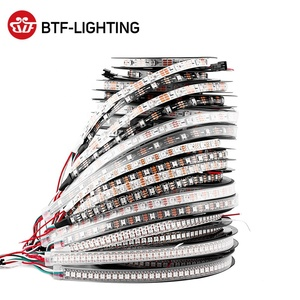 WS2812B Pixels RGB Digital LED Strip Flexible Dream Full Color