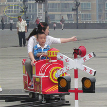 CE approved professional electric land tourist train miniature ride on trains for sale
