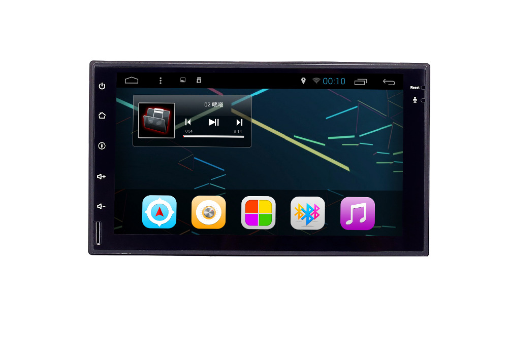 Made In China Wholesale 2 Din Auto Radio Touch Screen Car Dvd Player Car Audio Navigation System
