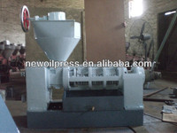 Cold Press Olive Oil Expeller with Diesel Motor for Sale 6YL-105