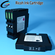 Ricoh SG400 SG800 Printer Ink Cartridge GC41 with Chip and Sublimation Ink