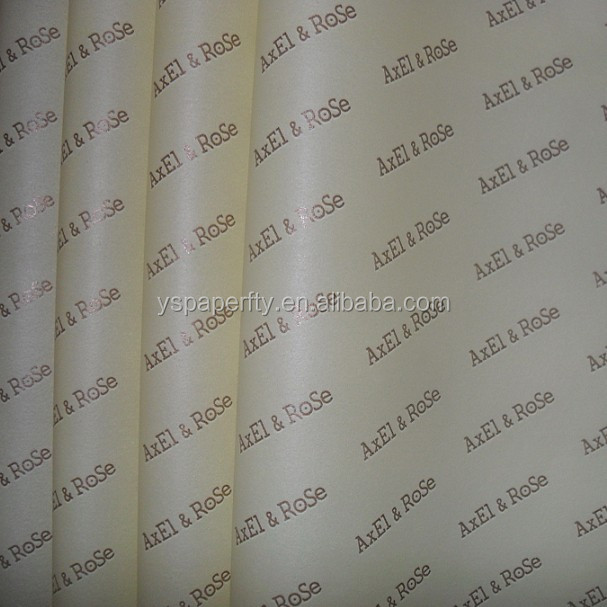 China custom wrapping tissue <strong>paper</strong> for clothes /shoe /garment