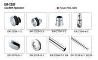 Glass Hardware Glass Sliding Door Fittings,Glass Door