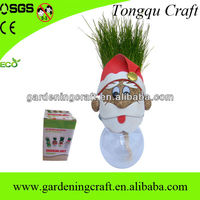 Hotselling Santa Claus Grass Heads for Christmas Gifts