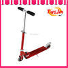 2016 hot selling 2 100mm wheel kick foot scooter for sale