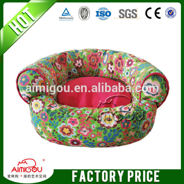 Professional manufacture for Fashion and colorful dog/cat houses not only soft but also warm